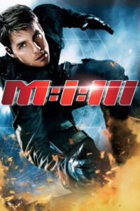"""Poster for the movie """"Mission: Impossible III"""""""