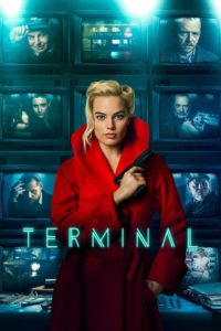 "Poster for the movie ""Terminal"""