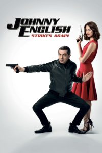 """Poster for the movie """"Johnny English Strikes Again"""""""