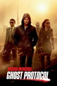 """Poster for the movie """"Mission: Impossible - Ghost Protocol"""""""