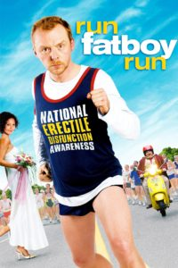 """Poster for the movie """"Run, Fatboy, Run"""""""
