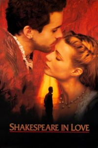 "Poster for the movie ""Shakespeare in Love"""