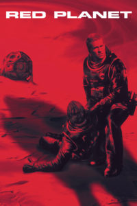 """Poster for the movie """"Red Planet"""""""