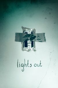 """Poster for the movie """"Lights Out"""""""