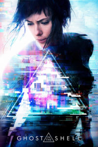 """Poster for the movie """"Ghost in the Shell"""""""