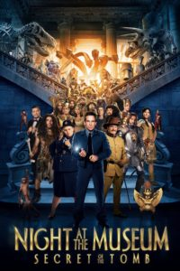 """Poster for the movie """"Night at the Museum: Secret of the Tomb"""""""
