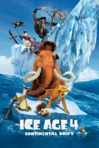 """Poster for the movie """"Ice Age: Continental Drift"""""""