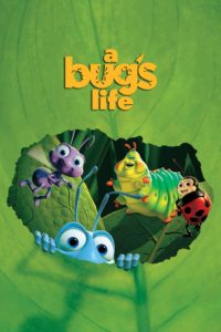 "Poster for the movie ""A Bug's Life"""