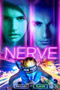 """Poster for the movie """"Nerve"""""""
