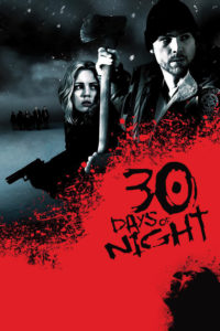 "Poster for the movie ""30 Days of Night"""