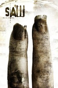 "Poster for the movie ""Saw II"""