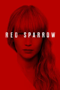 """Poster for the movie """"Red Sparrow"""""""
