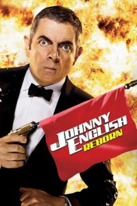 """Poster for the movie """"Johnny English Reborn"""""""