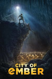 "Poster for the movie ""City of Ember"""