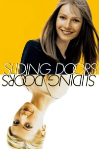"Poster for the movie ""Sliding Doors"""