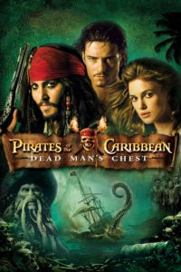 """Poster for the movie """"Pirates of the Caribbean: Dead Man's Chest"""""""