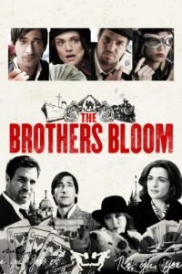 "Poster for the movie ""The Brothers Bloom"""