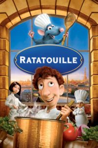 """Poster for the movie """"Ratatouille"""""""