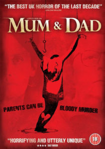 """Poster for the movie """"Mum & Dad"""""""