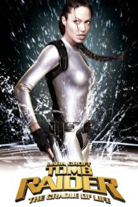 """Poster for the movie """"Lara Croft: Tomb Raider – The Cradle of Life"""""""
