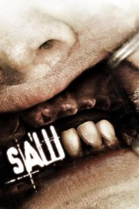 "Poster for the movie ""Saw III"""