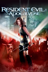 """Poster for the movie """"Resident Evil: Apocalypse"""""""