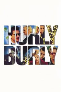 """Poster for the movie """"Hurlyburly"""""""
