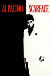 """Poster for the movie """"Scarface"""""""
