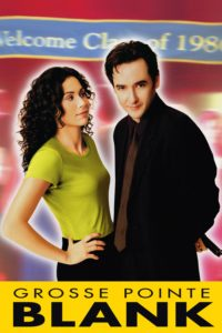 """Poster for the movie """"Grosse Pointe Blank"""""""
