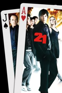 "Poster for the movie ""21"""