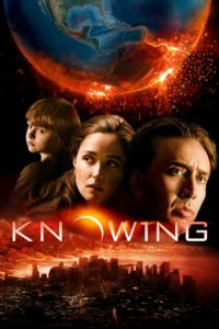 """Poster for the movie """"Knowing"""""""
