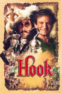 """Poster for the movie """"Hook"""""""