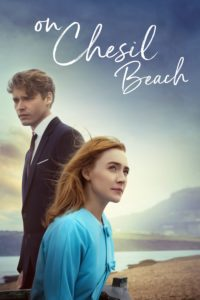 "Poster for the movie ""On Chesil Beach"""
