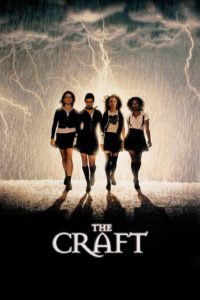 "Poster for the movie ""The Craft"""