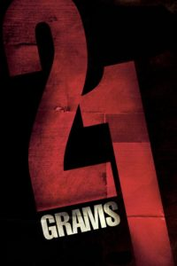 "Poster for the movie ""21 Grams"""