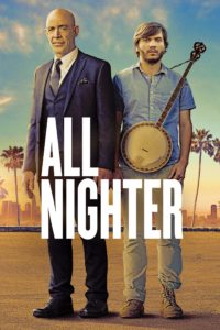 "Poster for the movie ""All Nighter"""