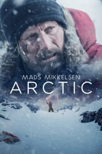 "Poster for the movie ""Arctic"""