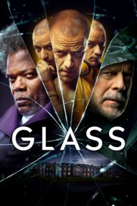 """Poster for the movie """"Glass"""""""