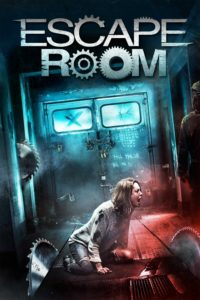 """Poster for the movie """"Escape Room"""""""