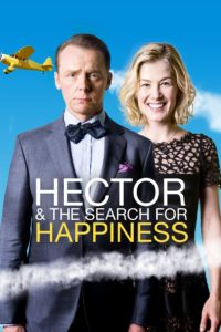 """Poster for the movie """"Hector and the Search for Happiness"""""""