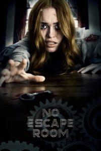 "Poster for the movie ""No Escape Room"""