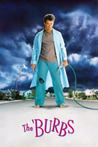 "Poster for the movie ""The 'Burbs"""