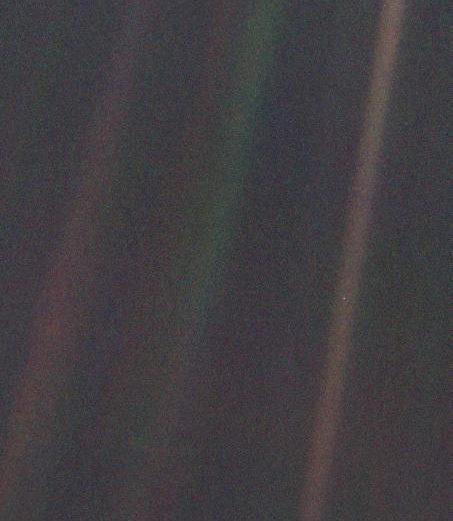 A Pale Blue Dot