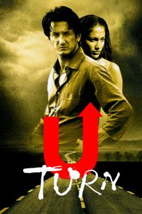 "Poster for the movie ""U Turn"""