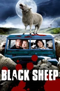 """Poster for the movie """"Black Sheep"""""""