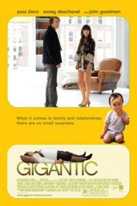 """Poster for the movie """"Gigantic"""""""