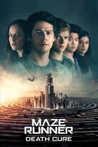 """Poster for the movie """"Maze Runner: The Death Cure"""""""