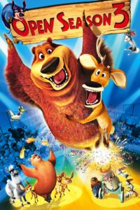 """Poster for the movie """"Open Season 3"""""""