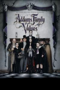 "Poster for the movie ""Addams Family Values"""