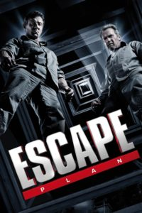 """Poster for the movie """"Escape Plan"""""""